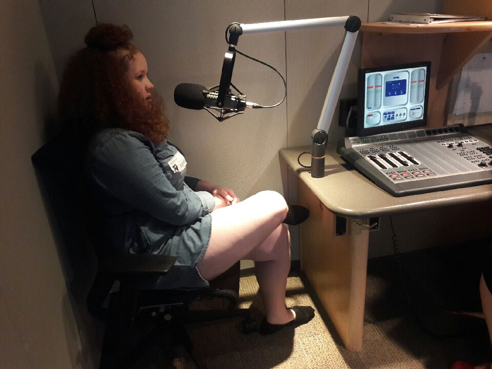 MPR radio interview for podcast