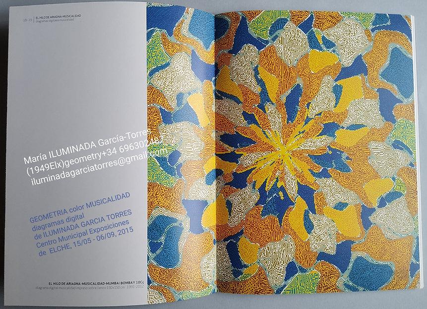 2015 Geometría Color Musicalidad-Mumbai-
