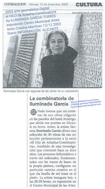 2003.texto Cristina Martinez Diario Info