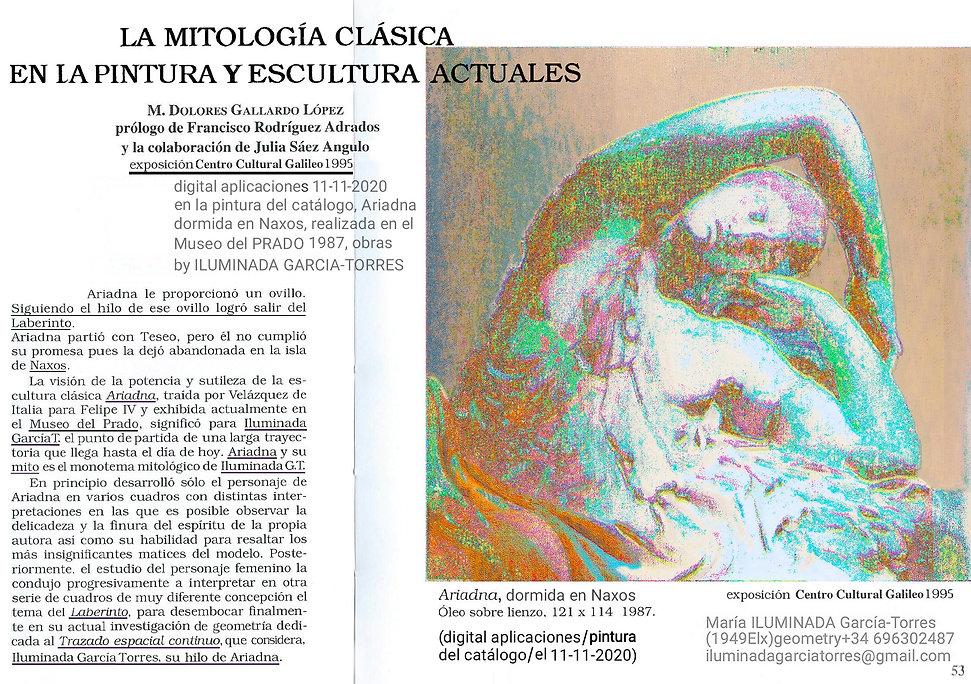1995 La Mitología Clásica Pintura Escult