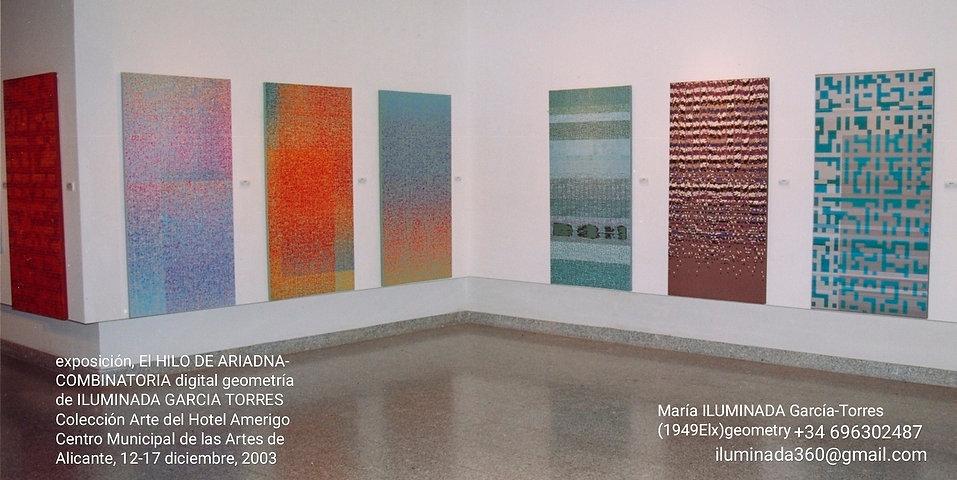 2003·expo by ILUMINADA GARCIA-TORRES (19