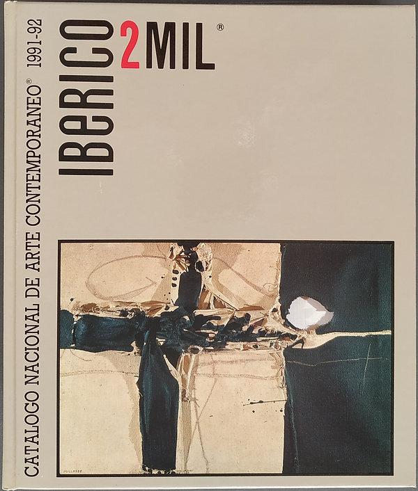 CATÁLOGO Nacional Arte Contemporáneo 1991-92 IBÉRICO 2MIL.jpg