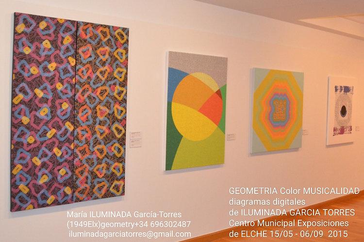 2015 Geometría Color Musicalidad de ILUM