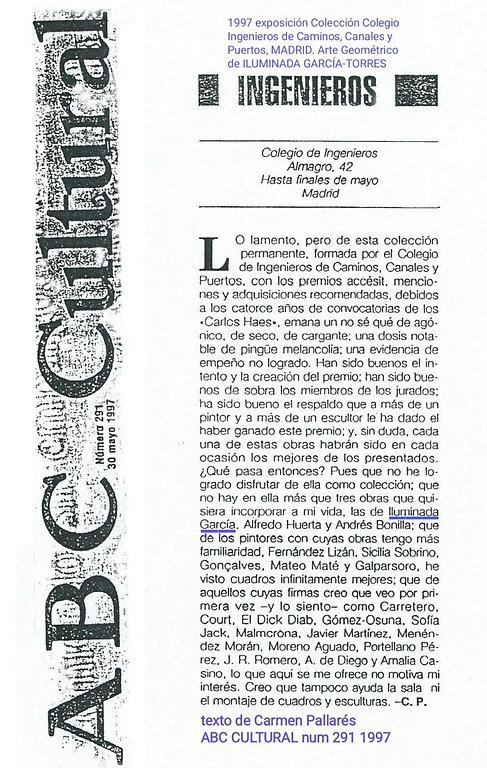 1997 ABC Cultural 291 geometría de Ilumi