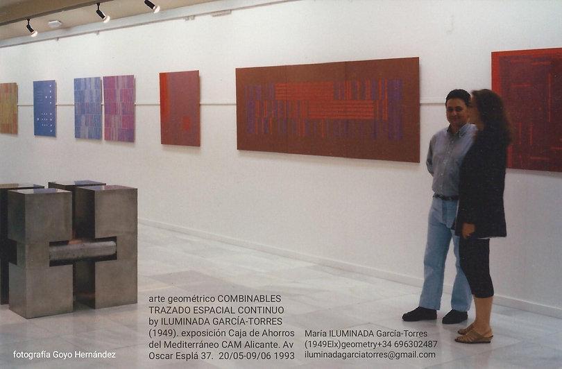 1993·exposición_COMBINABLES_arte_geométrico_de_ILUMINADA_GARCIA-TORRES(1949)._CAM_Alica