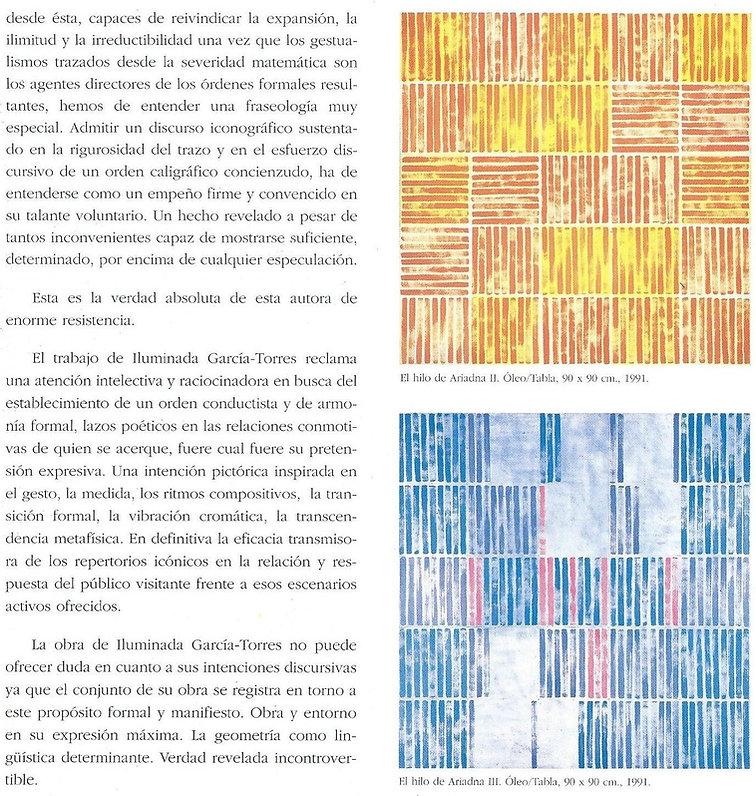 2002Expo El HILO de ARIADNA 1991-2002 te