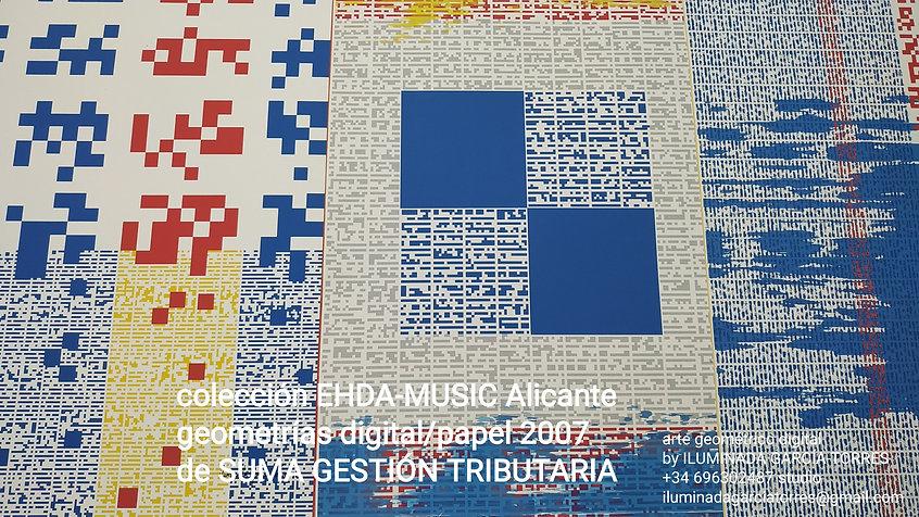 b2007 geometrías digitalpapel by M.Iluminada GarcíaTorres SUMA GESTIÓN TRIBUTARIA Alicante