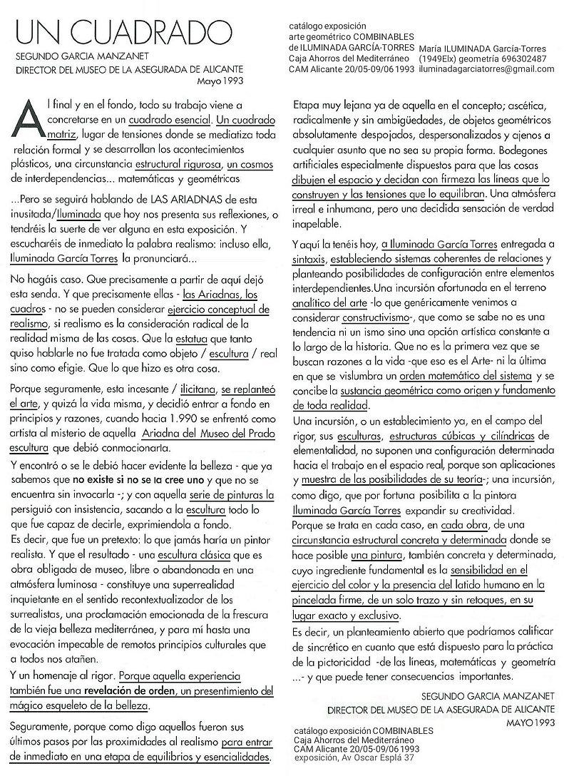 1993·texto de Segundo García exposición