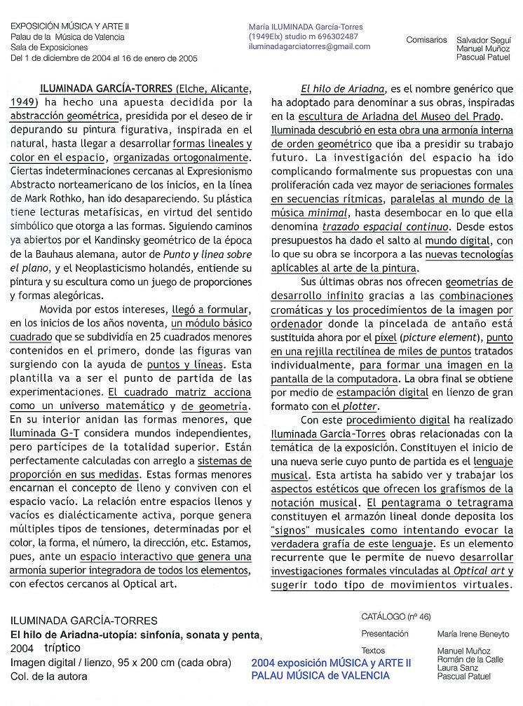 2004·text Laura SanzGarcía·Pascual Patue
