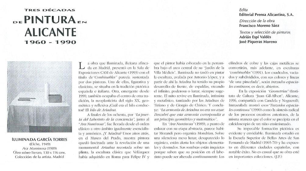 1997Tres Décadas de Pintura en Alicante Diario INFORMACIÓN.jpg