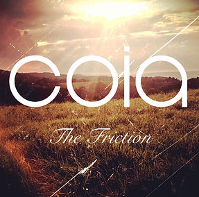 Coia The Friction Album Cover.jpg
