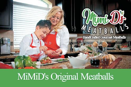 MiMiD's Original Meatballs