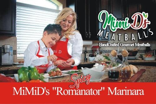 """MiMiD's """"Romanator"""" Spicy Marinara"""
