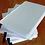 Thumbnail: Caderneta com foto