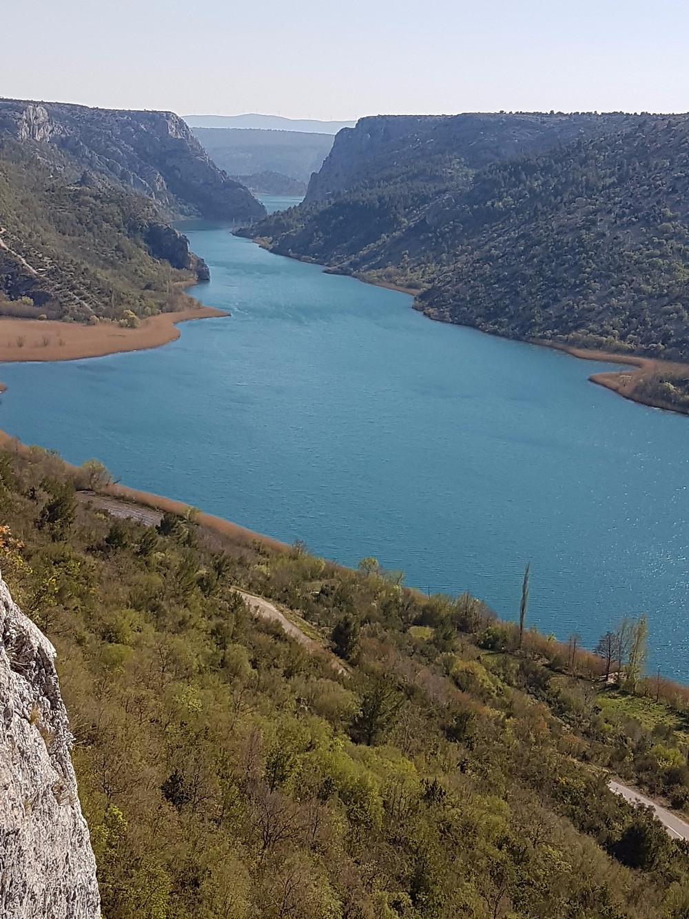 NP Krka river canion
