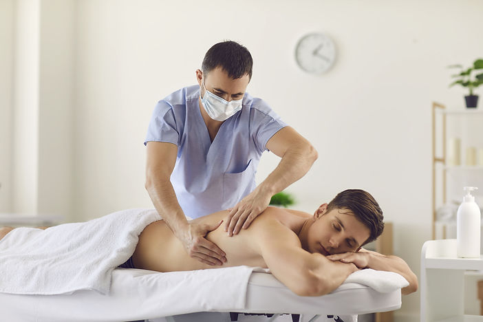 Man to Man Massage UK - COVID Guidelines