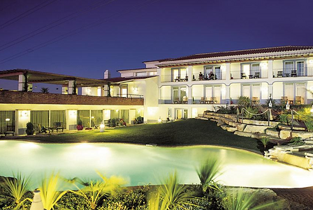 Stylish and unique with plenty of space for 20.  Villa Bruna is a modern, minimalist delight just five minutes from the beach, with a private pool, Jacuzzi, sauna and fully equipped gym.