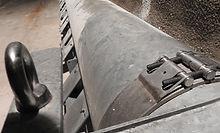 Faeh AG, Dammbalken Stahlwasserbau