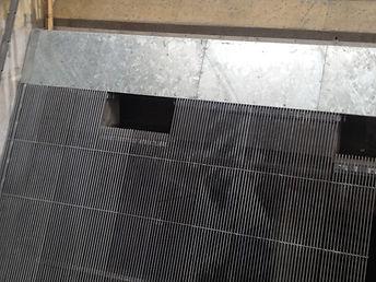 Faeh Maschinen- und Anlagenbau AG, Dammbalken Aluminium Stahlwasserbau