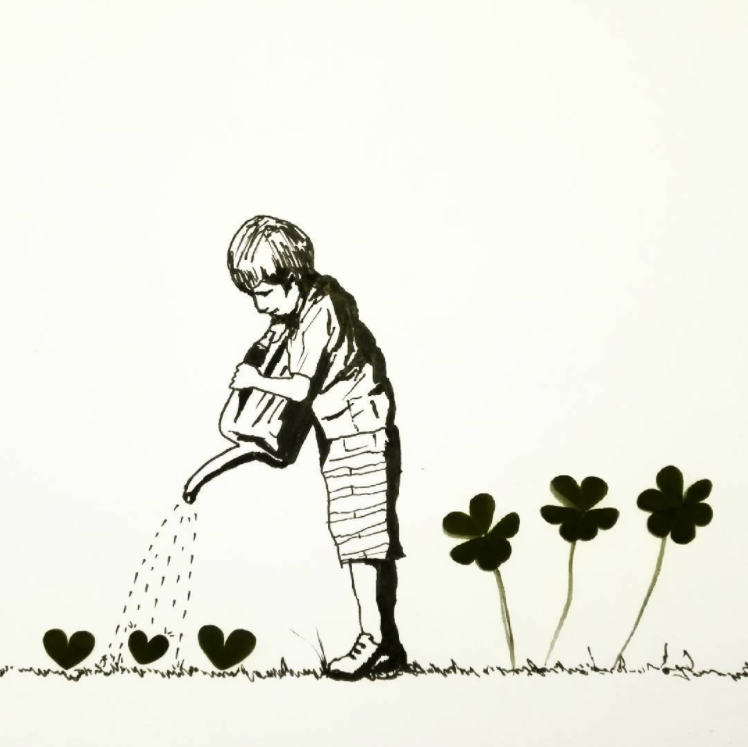 Leo- the sower of hearts
