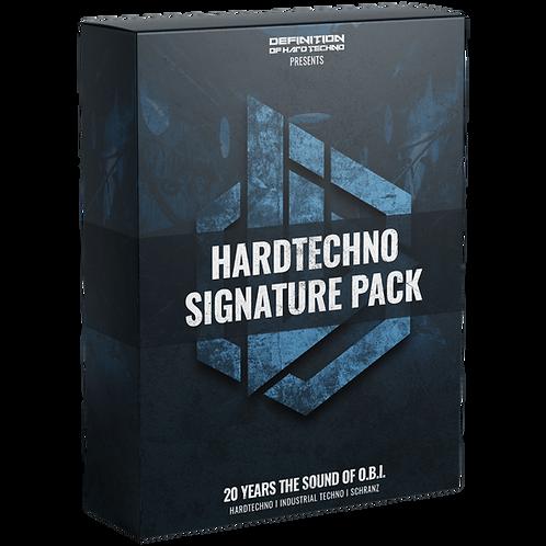 TSOHT #7 - HARDTECHNO SIGNATURE PACK BY O.B.I.