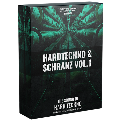 TSOHT #2 - HARDTECHNO & SCHRANZ SAMPLE PACK BY SVETEC