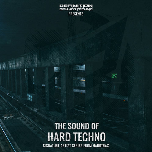 TSOHT #1 - HARD INDUSTRIAL TECHNO SAMPLE PACK BY HARDTRAX
