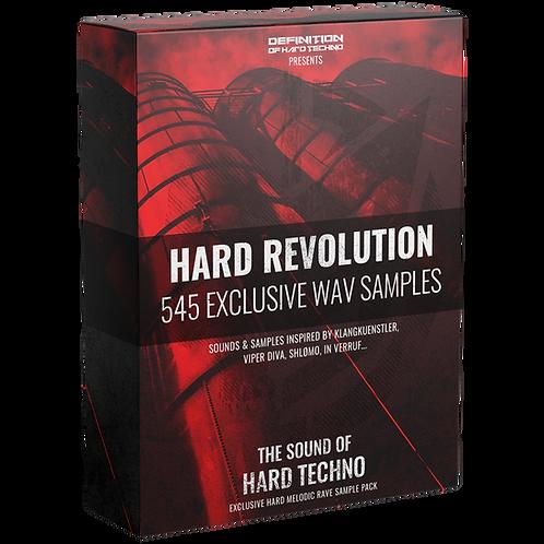 TSOHT#9 - HARD REVOLUTION VOL. 1 SAMPLE PACK