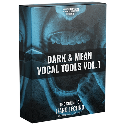 TSOHT #5 - DARK & MEAN VOCAL TOOLS VOLUME 1