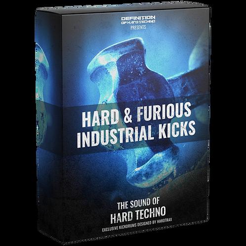 TSOHT#13 - HARD & FURIOUS INDUSTRIAL KICKS