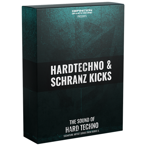 TSOHT #3 - HARDTECHNO & SCHRANZ SAMPLE PACK BY BORIS S.