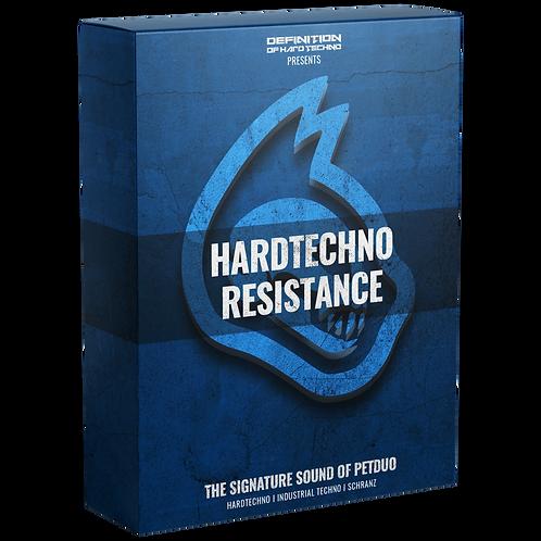 TSOHT #8 HARDTECHNO RESISTANCE BY PETDUO