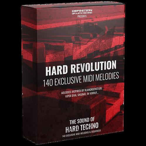 TLM MIDI #4  - HARD REVOLUTION VOL. 1 MIDI PACK