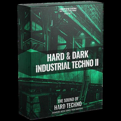 TSOHT#12 - HARD & DARK INDUSTRIAL TECHNO VOL. 2
