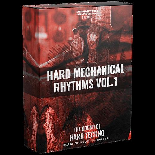 TSOHT#6 - HARD MECHANICAL RHYTHMS VOL. 1