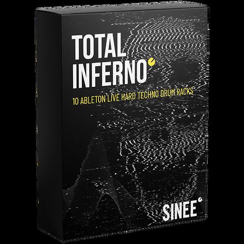 SINEE - TOTAL INFERNO HARDTECHNO PACK + ABLETON RACKS