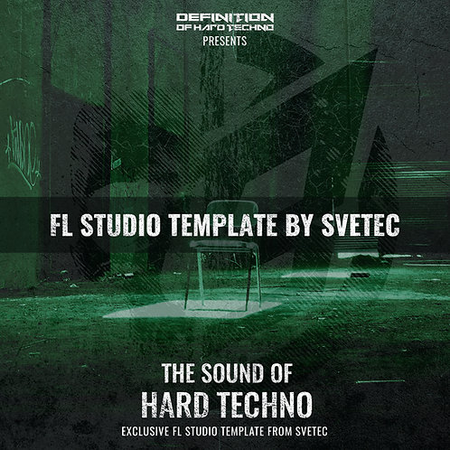 TSOHT - FL STUDIO TEMPLATE BY SVETEC