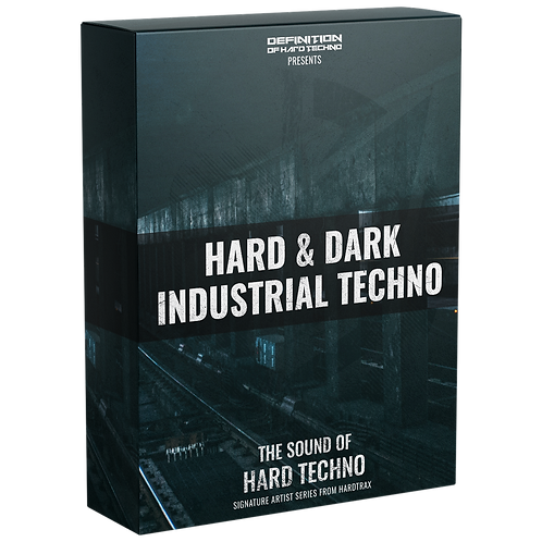 TSOHT #1 - HARD INDUSTRIAL TECHNO SAMPLE PACK BY HARDTRAX