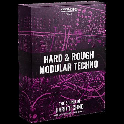 TSOHT#10 - HARD & ROUGH MODULAR TECHNO BY RWGK