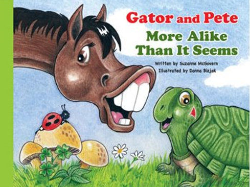Gator and Pete Storybook