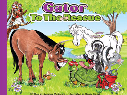 Gator to the Rescue Storybook