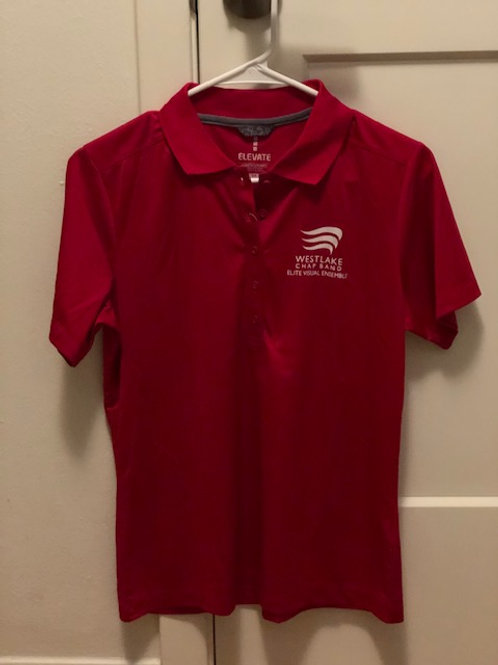 Red EVE Parent Polo