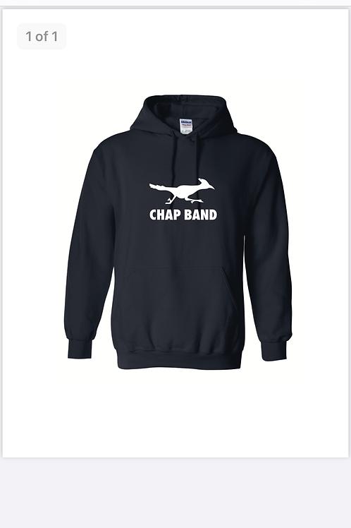 Navy Chap Band Hoodie