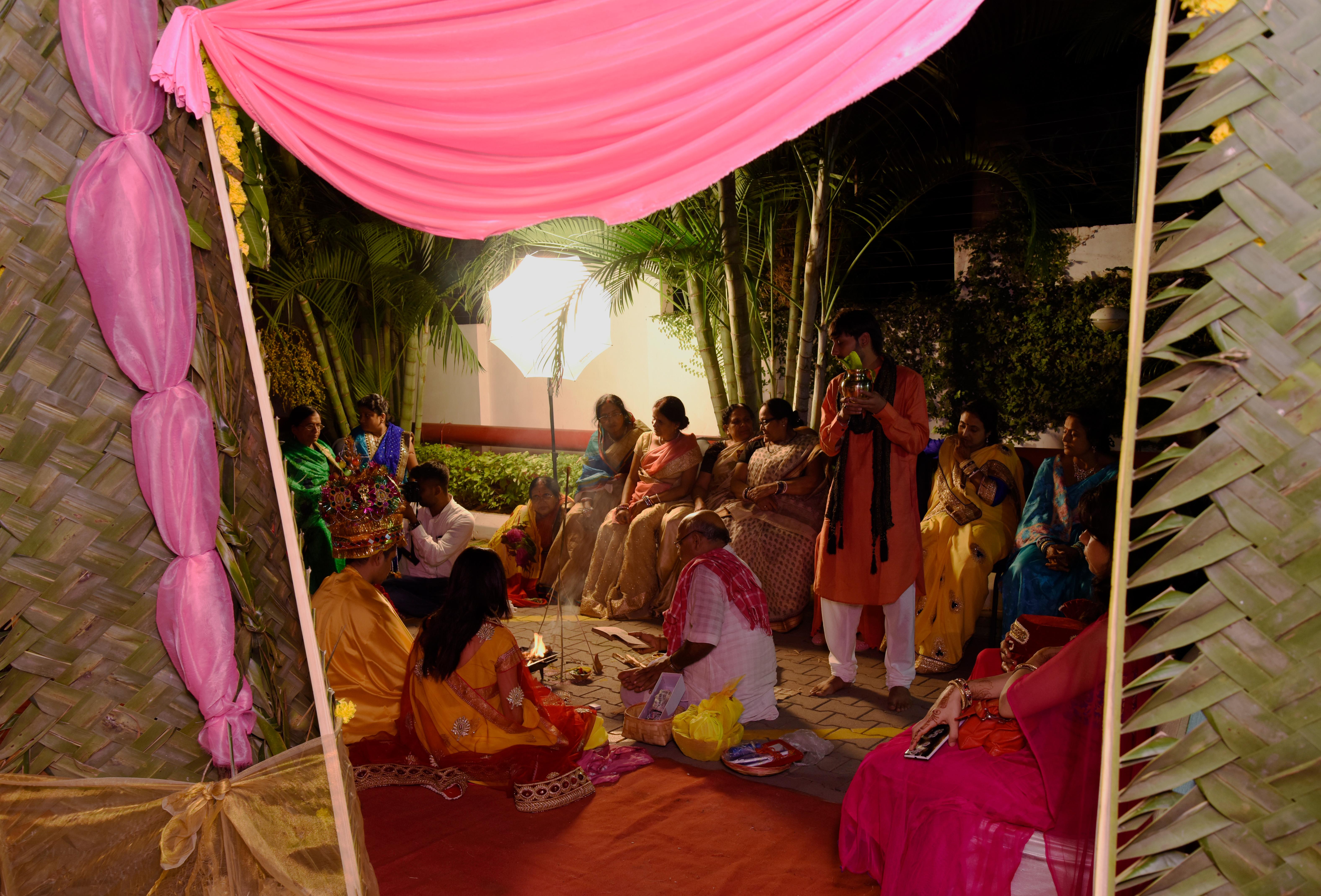 Wedding Ritual !