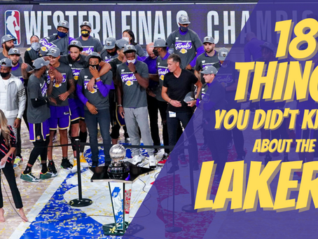 18 facts you didn't know about Los Angeles Lakers championship roster