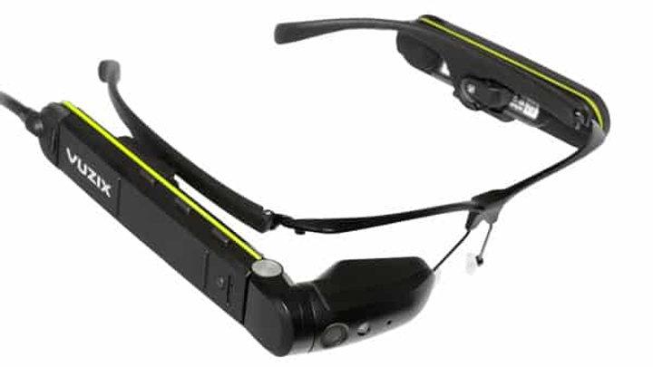 Vuzix M400 smartbrille (ink mva)