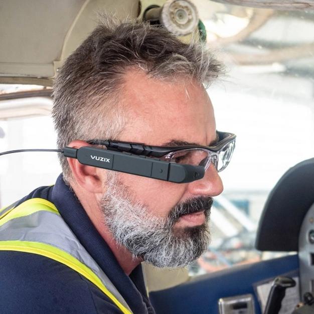Vuzix M400 smartbrille