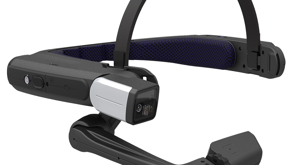 RealWear HMT-1 smartbrille