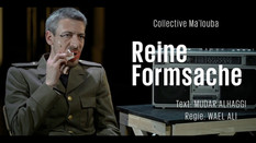 """Reine Formsache إجراء شكلي"" de Collective Ma'louba"