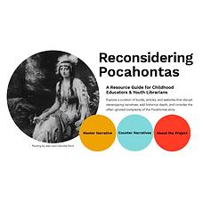 Reconsidering Pocahontas